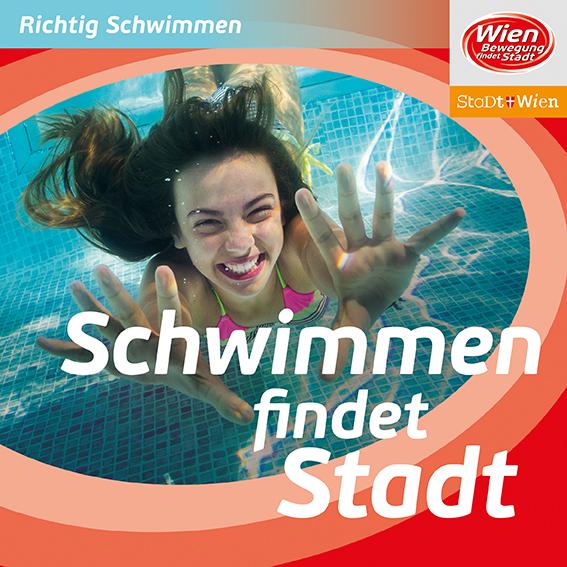 Broschüre Schwimmen findet Stadt