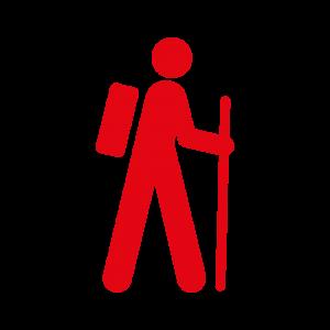 Piktogramm Wandern