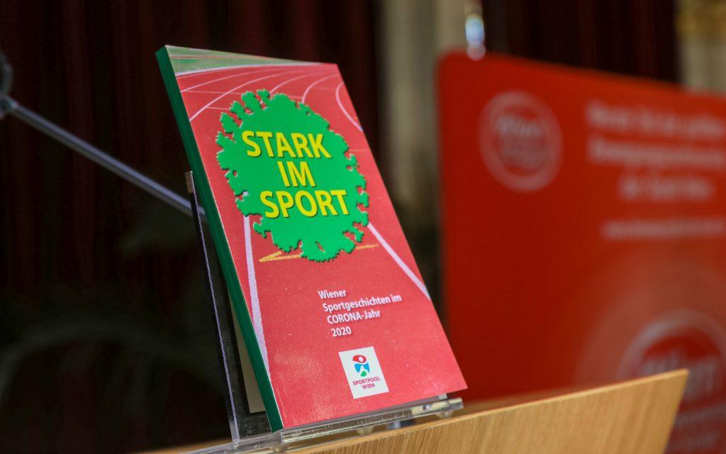 """Das Buch """"Stark im Sport"""""""